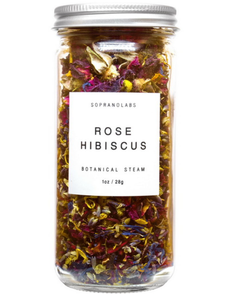 Soprano Labs Soprano Labs| Rose Hibiscus Botanical Steam