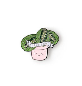 ilootpaperie ilootpaperie|Plant Lady Pin