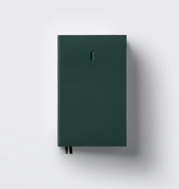 The Scribes The Scribes | Dark Green Notebook