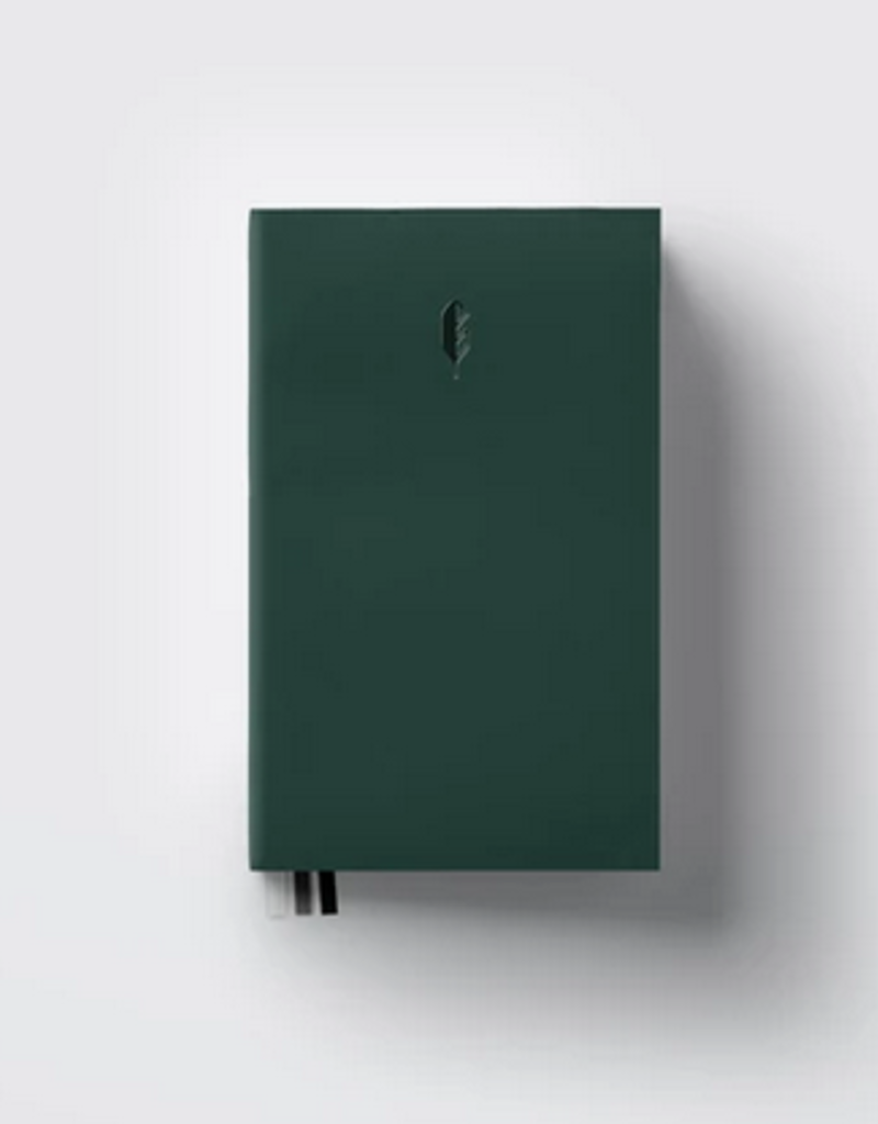 The Scribes The Scribes   Dark Green Notebook