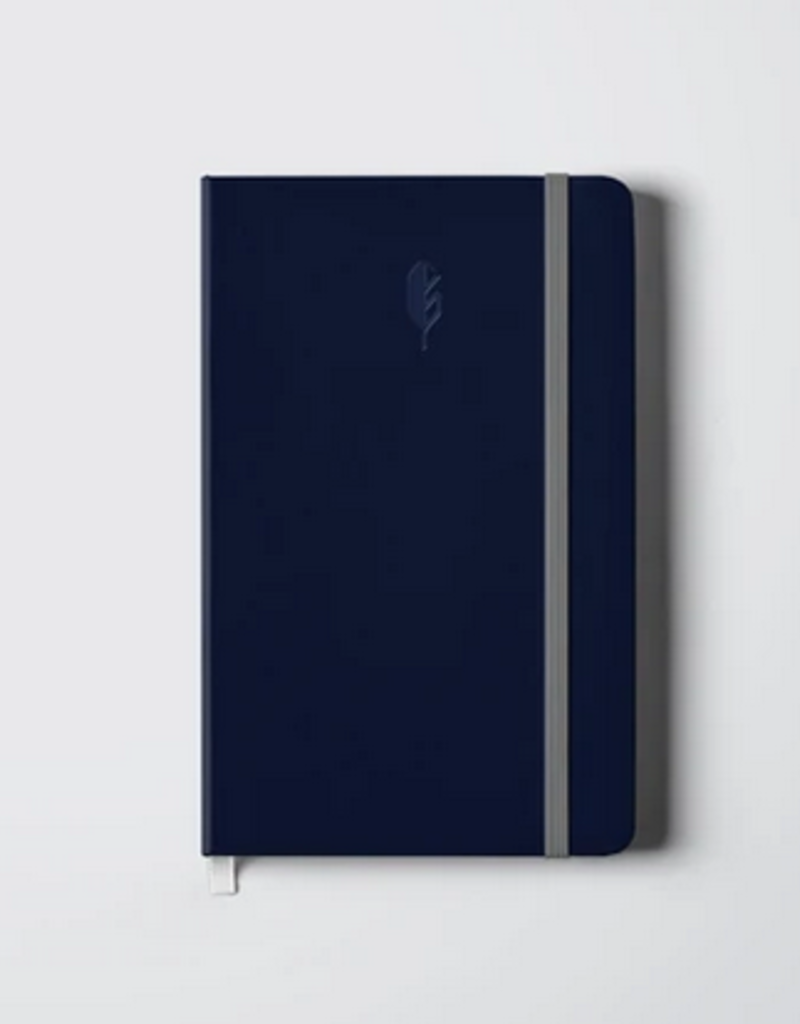 The Scribes The Scribes | Oxford Blue Notebook
