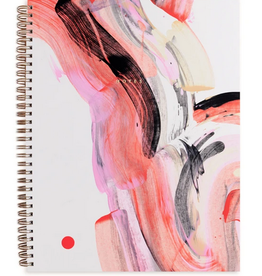 Mōglea Moglea | Oska Painted Sketchbook (dotted)