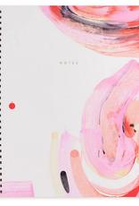 Mōglea Moglea | Oska Painted Sketchbook (dotted)