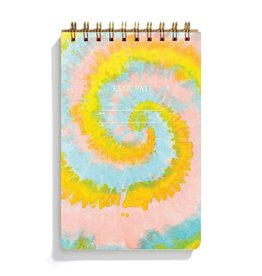 Iron Curtain Press Task Pad Tie Die
