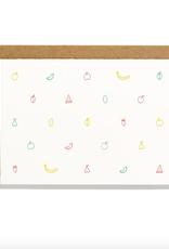 Iron Curtain Press Iron Curtain Press | Fruit Cards (Box of 6)