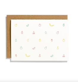 Iron Curtain Press Fruit Cards (Box of 6)