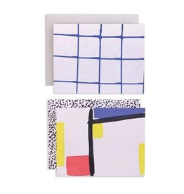 Mōglea Bauhaus Set (6 Boxed Cards)