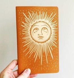 The Rainbow Vision Sun Notebook