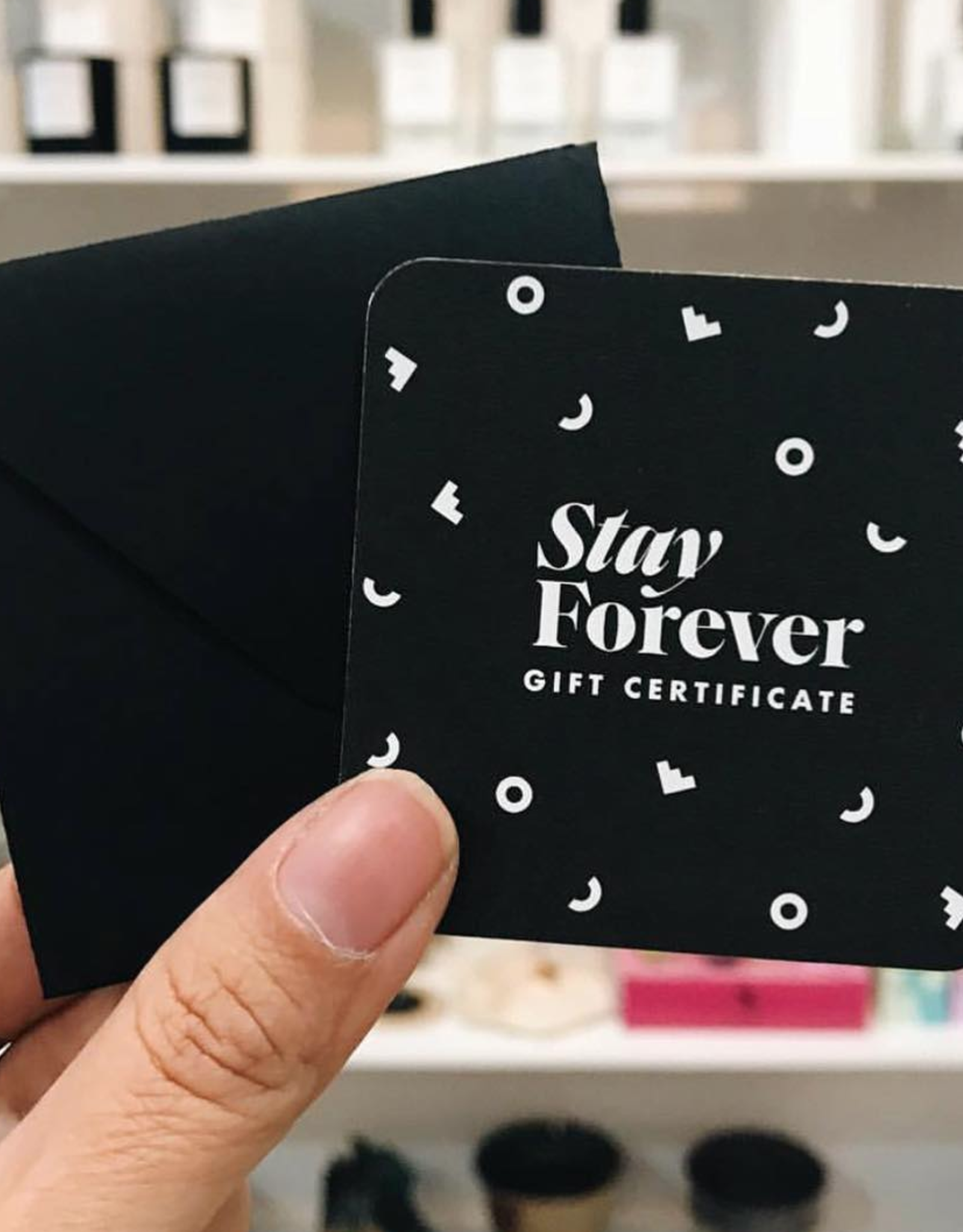 Stay Forever Gift Card