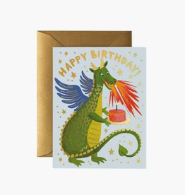 Rifle Paper Co. Rifle Paper| Birthday Dragon