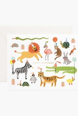 Rifle Paper Co. Rifle Paper| Party Animals Birthday