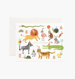 Rifle Paper Co. Rifle Paper  Party Animals Birthday