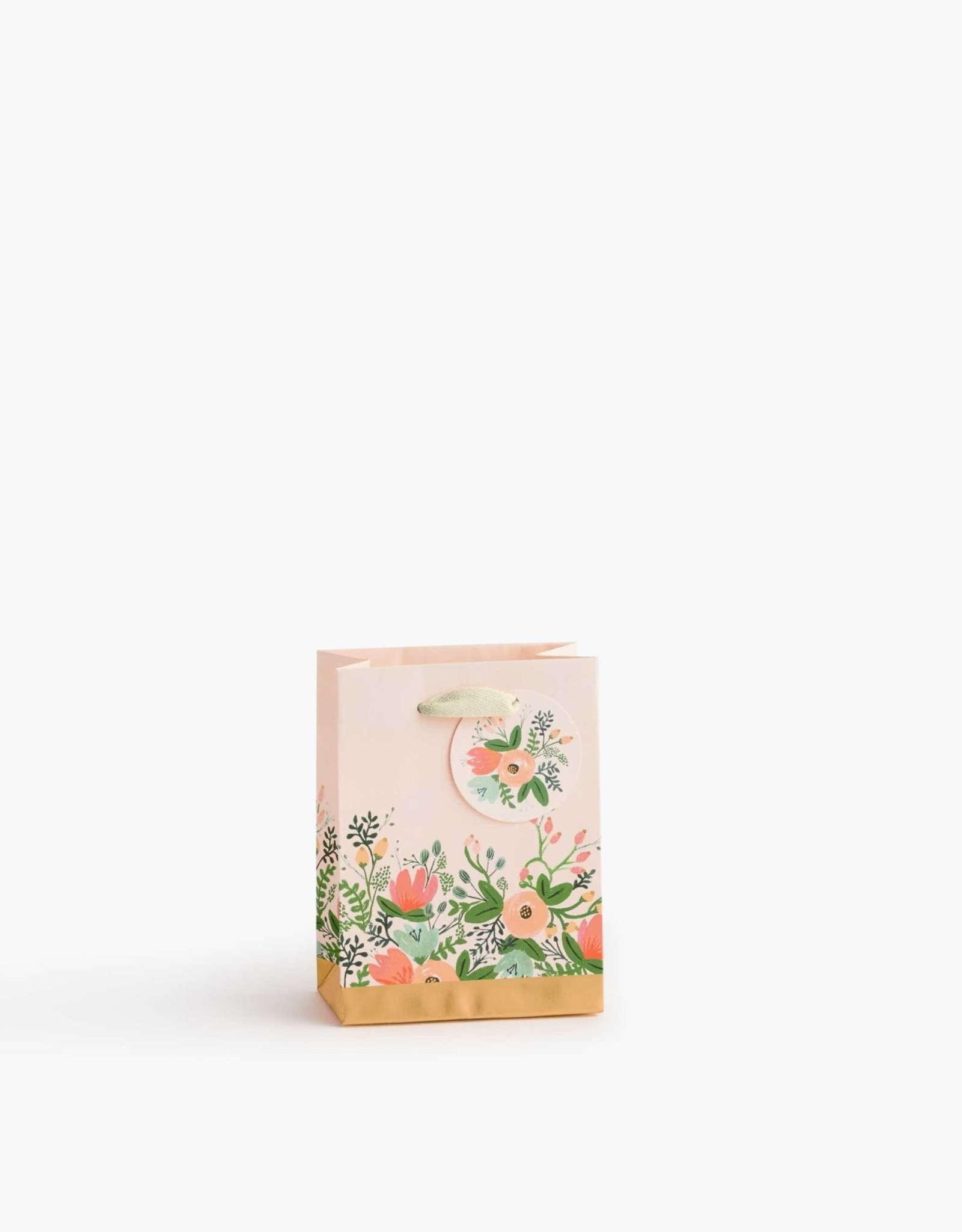 Rifle Paper Co. Rifle Paper| Wildflower Small Gift Bag