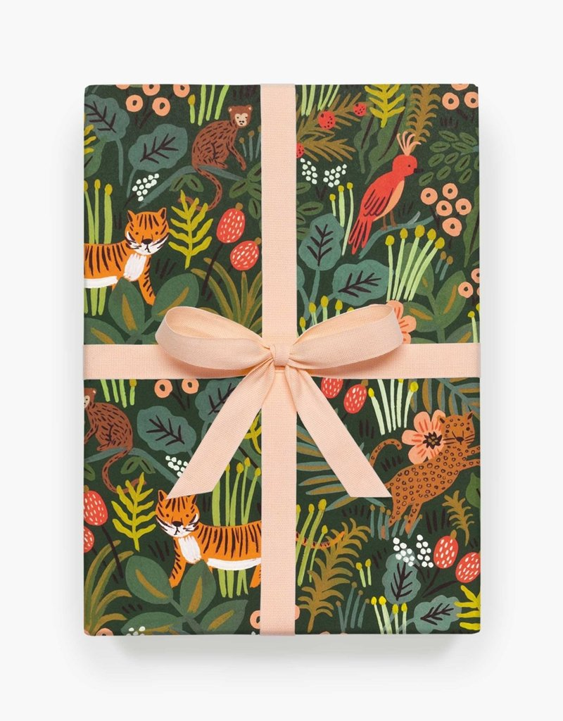 Rifle Paper Co. Rifle Paper| Jungle Wrapping Sheets