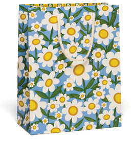 Red Cap Red Cap | Seventies Daisy Gift Bag