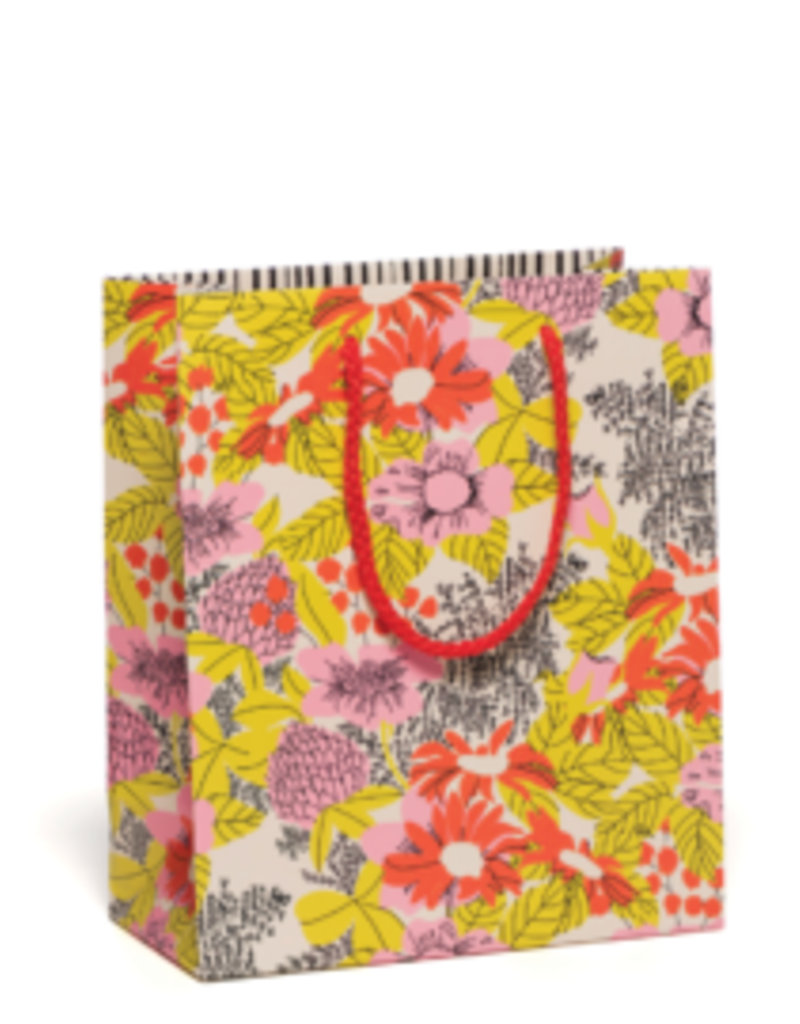 Red Cap Red Cap|Flagship Floral Gift Bag