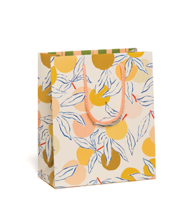Red Cap Peaches Gift Bag