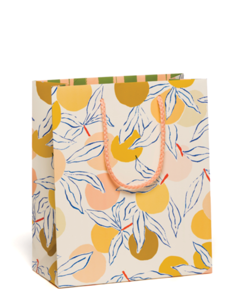 Red Cap Red Cap | Peaches Gift Bag