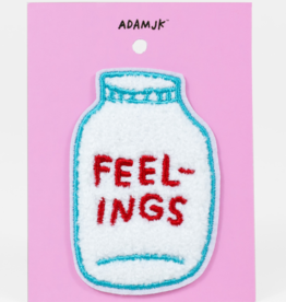 Bulletin Adam JK | Feelings Patch