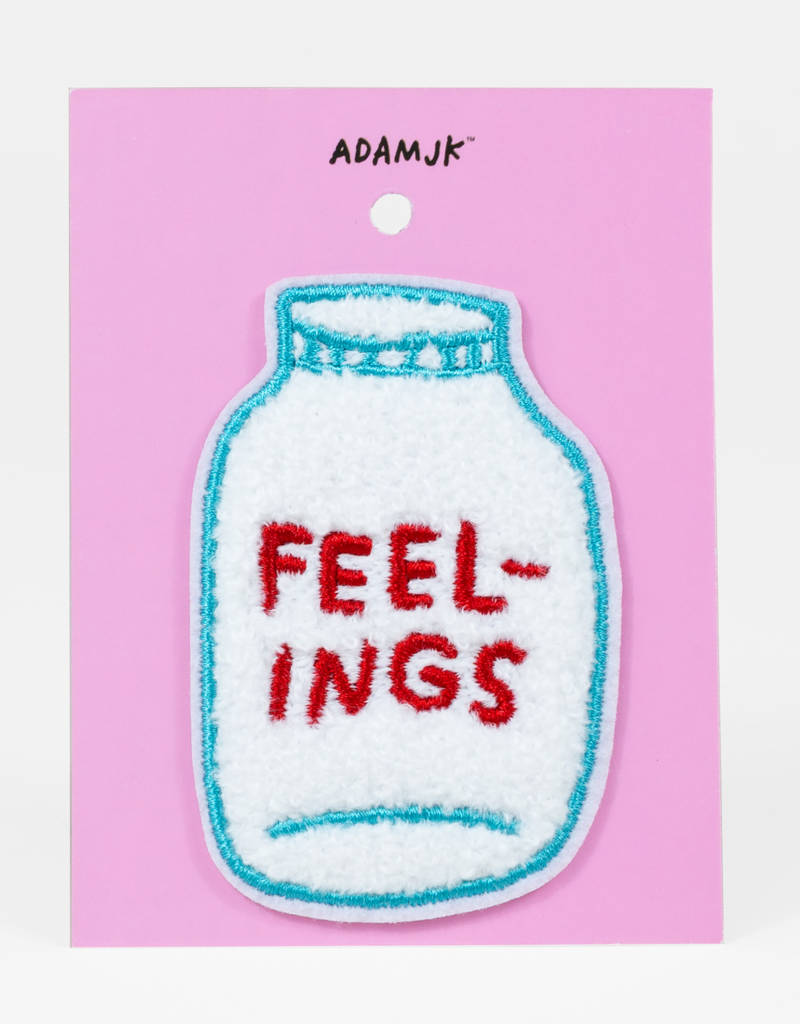 Bulletin Adam JK | Feelings Patch
