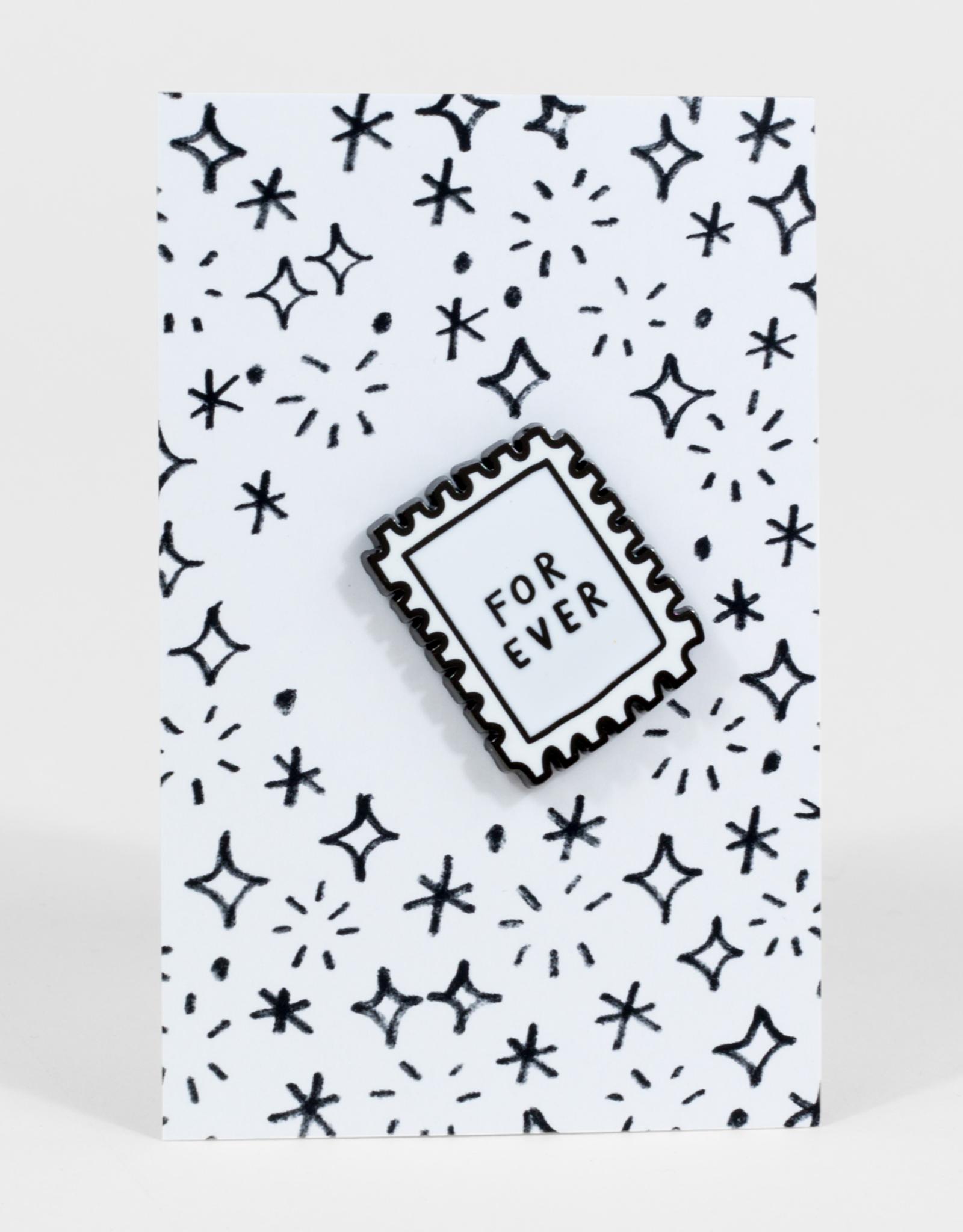 AdamJK Adam JK | Forever Stamp Pin