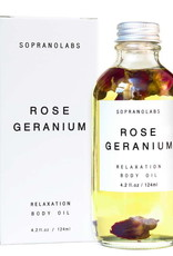 Soprano Labs Soprano Labs Body Oils