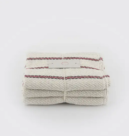 Utilitario Mexicano Utilitario Mexicano| Striped Cotton Cloths Set