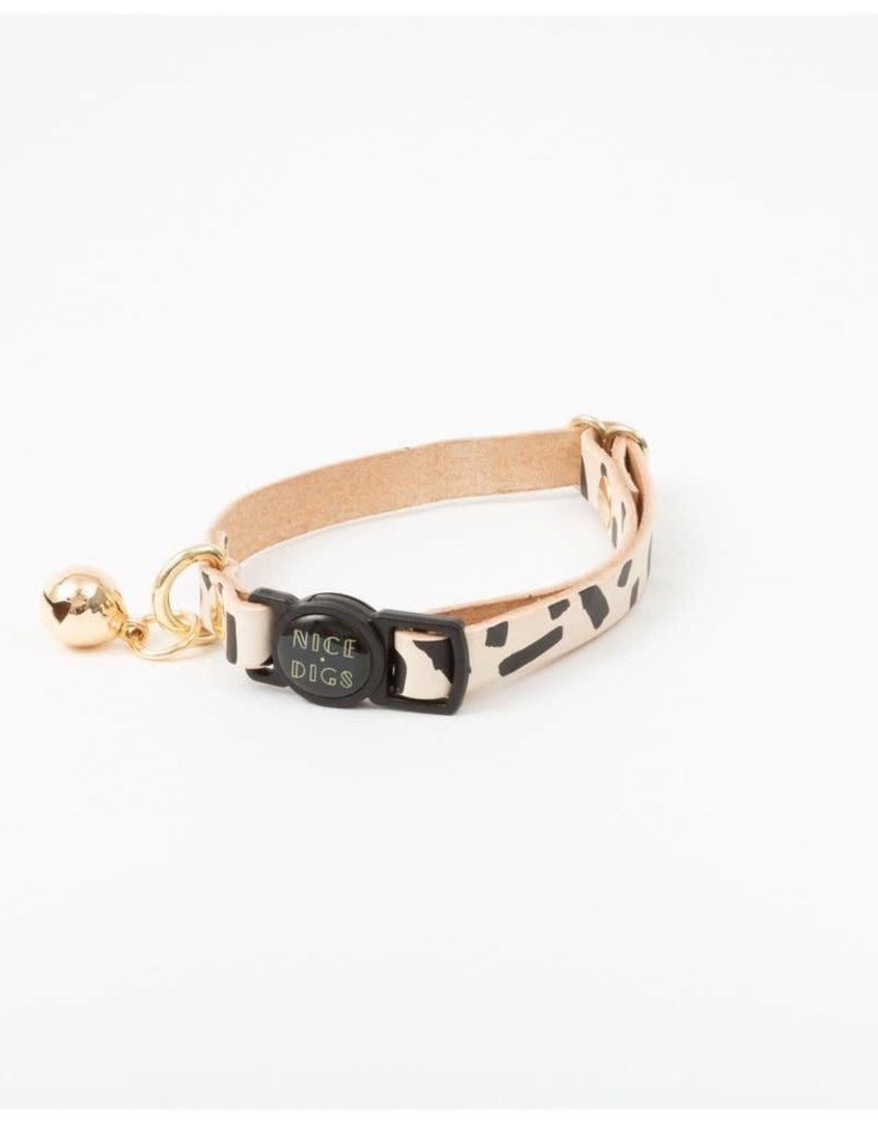 Nice Digs Nice Digs | Tiggy Cat Collar