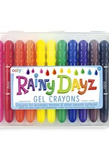 Ooly Ooly | Rainy Day Gel Crayons