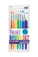 Ooly Ooly | Lil' Paint Brush Set