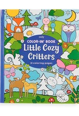 Ooly Ooly | Color-in' Book: Little Cozy Critters