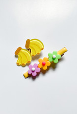 Stay Forever Fruits + Flowers Hair Clip Combos