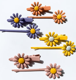 Stay Forever Fresh Daisy Hair Clip Combo