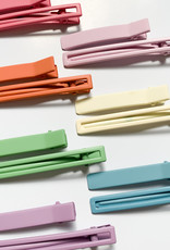 Stay Forever Pastel Matte Clip Combo
