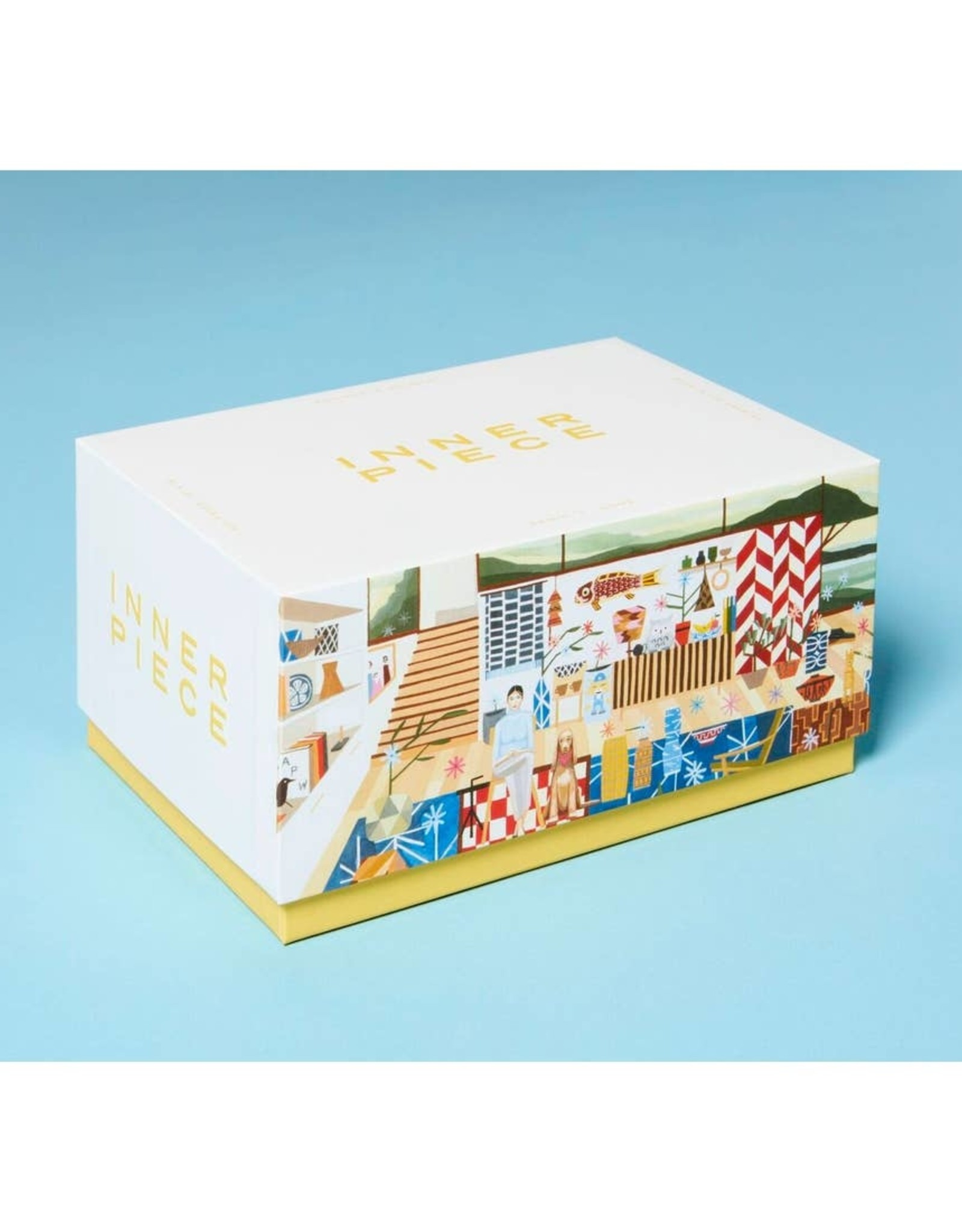 Inner Piece Inner Piece | Home Andrew Jigsaw Puzzle