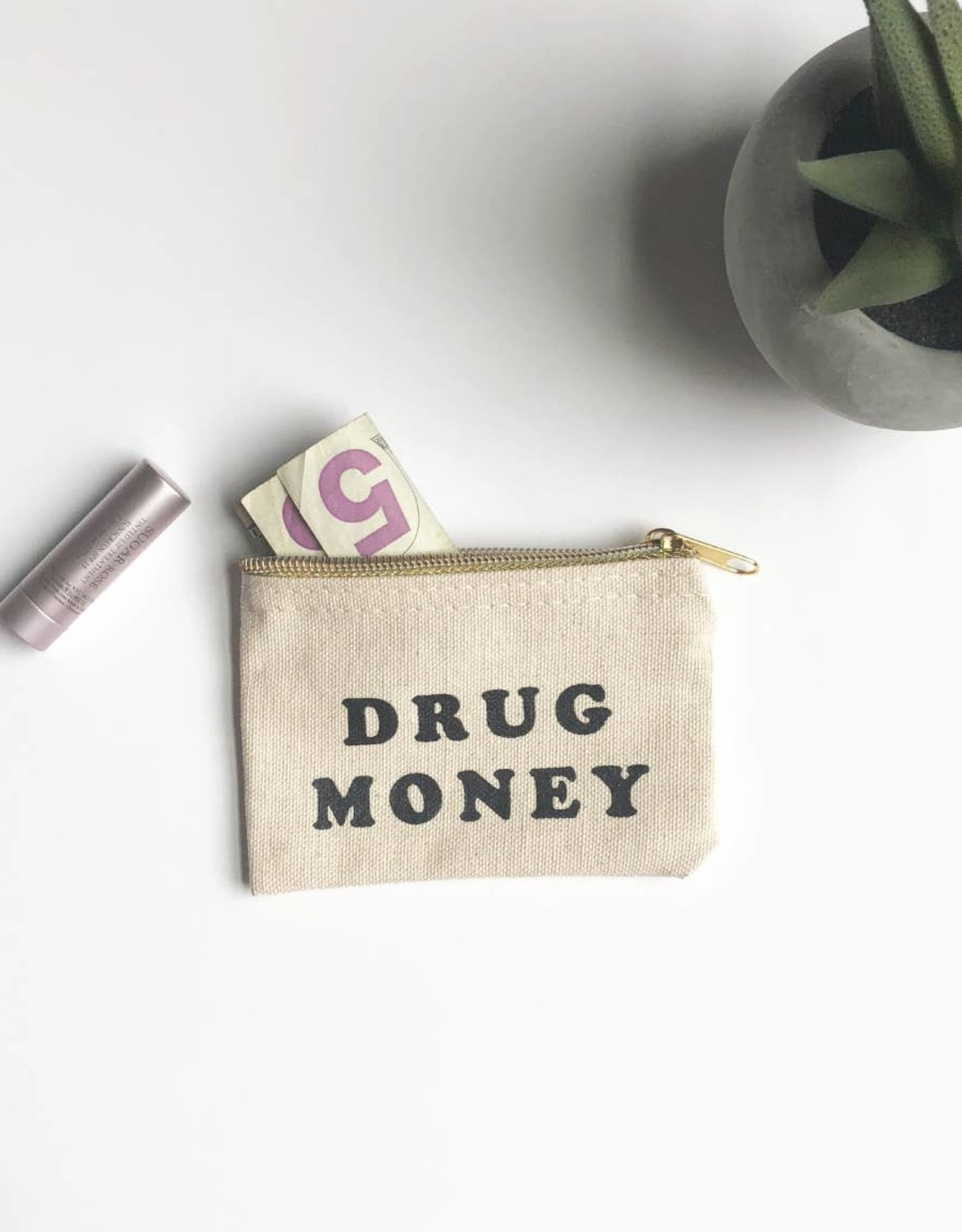 Black Lab Studios Black Lab Studios | Drug Money Coin Pouch
