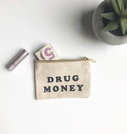 Black Lab Studios Drug Money Coin Pouch