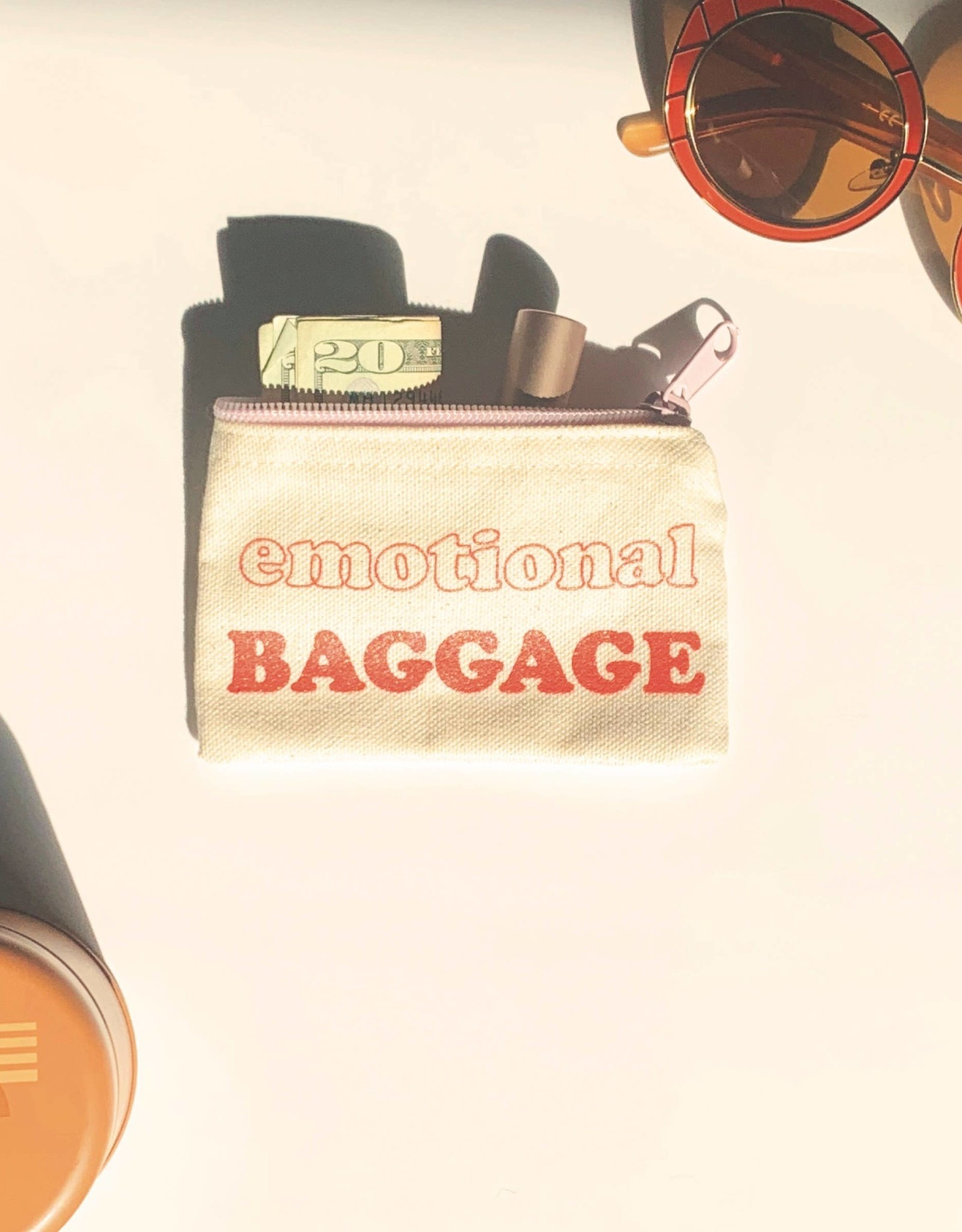 Black Lab Studios Black Lab Studios | Emotional Baggage Coin Pouch