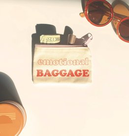 Black Lab Studios Emotional Baggage Coin Pouch