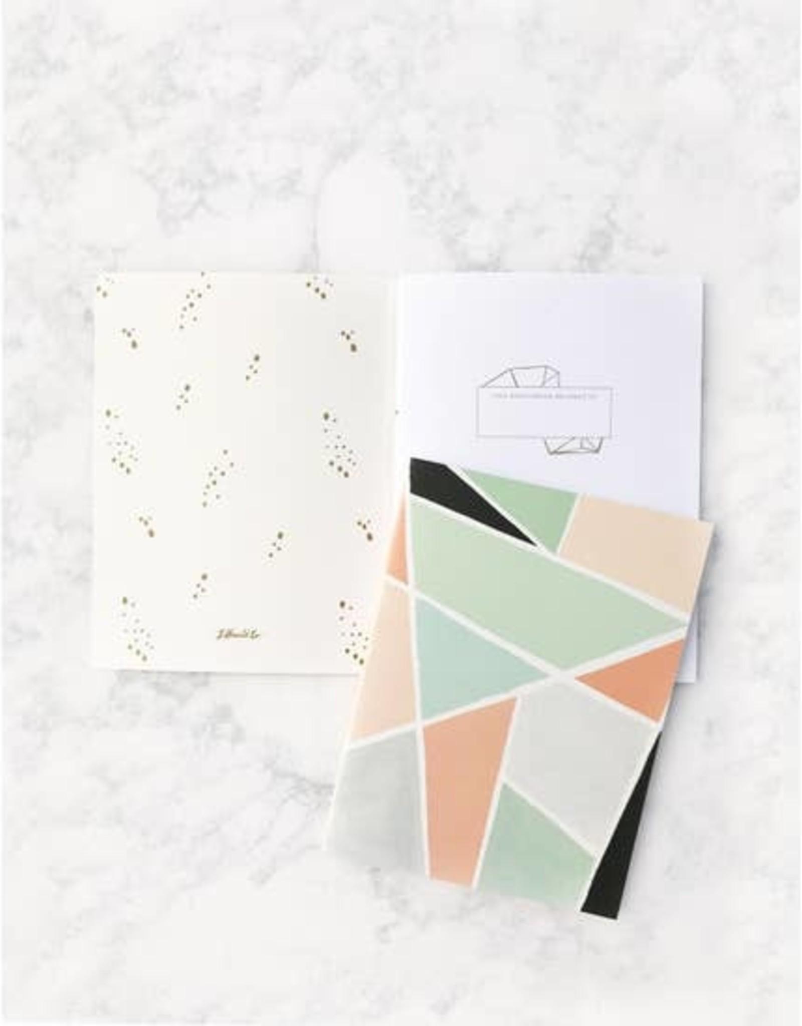 Idlewild Co. Idlewild | Geometric Duo Pocket Books