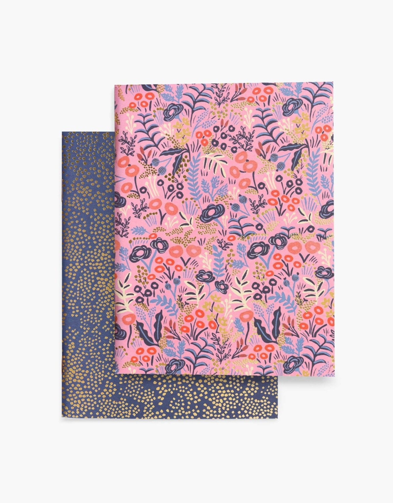 Rifle Paper Co. Rifle Paper  Tapestry Pocket Notebooks (Set of 2)