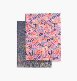 Rifle Paper Co. Rifle Paper| Tapestry Pocket Notebooks (Set of 2)
