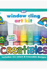 Ooly Ooly | creatibles diy window cling art kit