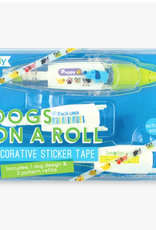 Ooly Ooly | Dogs on a Roll Decorative Tape