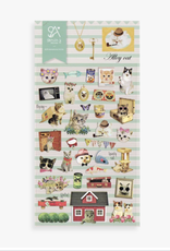 Ooly Ooly | Alley Cat Stickers
