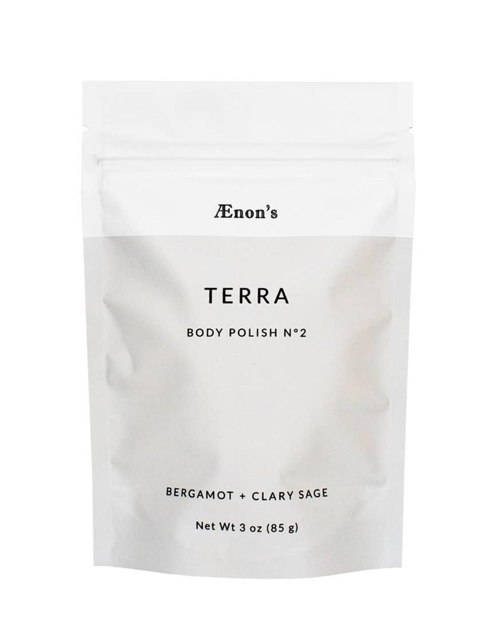 Ænon's Ænon's | Terra Sugar Body Polish