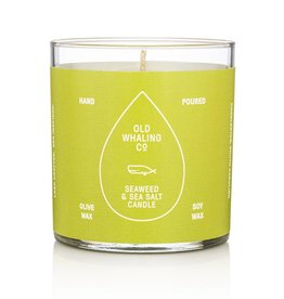 Old Whaling Company Old Whaling | Soy and Olive Wax Candle