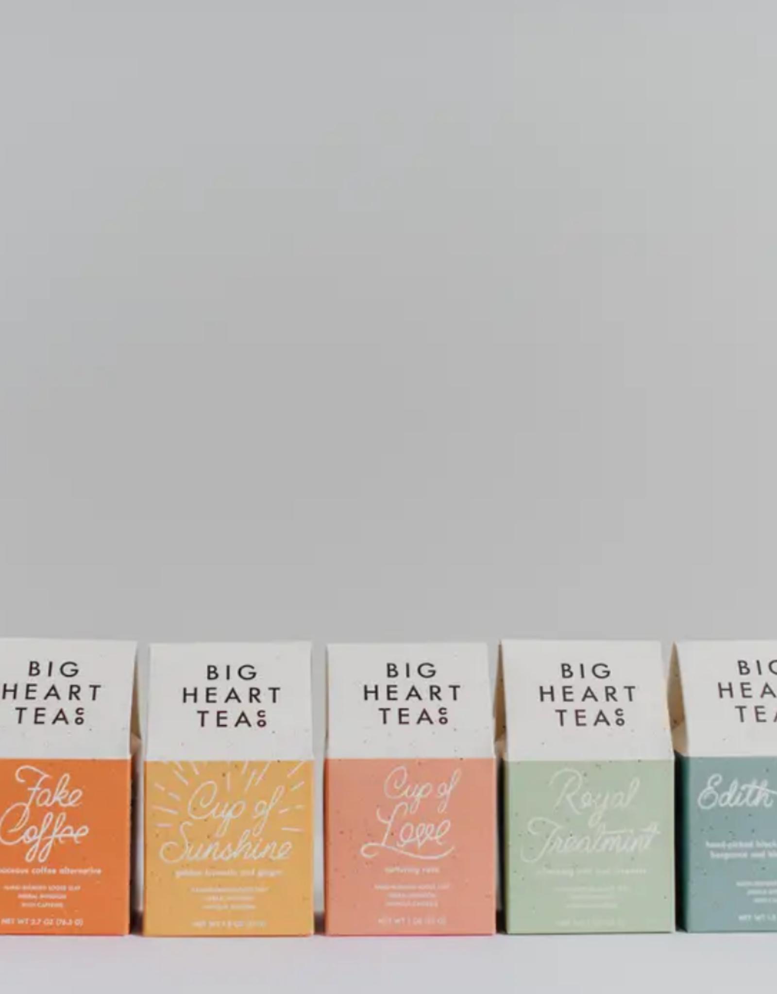 Big Heart Tea Co. Big Heart Tea Co. | Loose Leaf Tea and Tea Bags