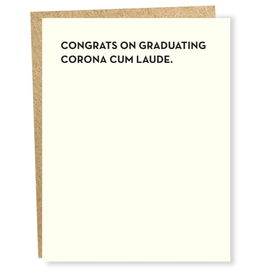 Sapling Press Sapling Press | Corona Cum Laude Card