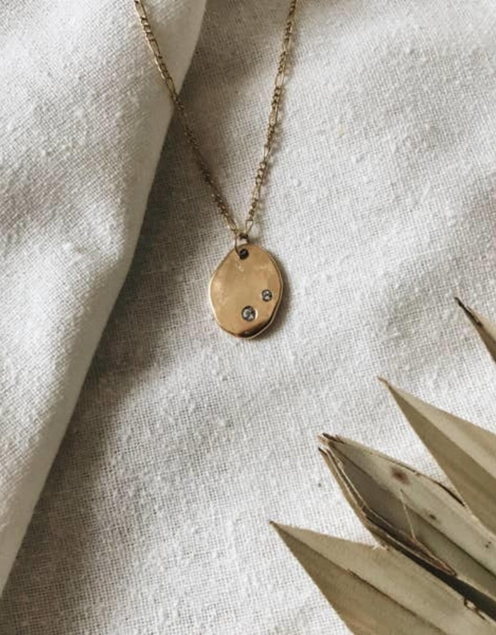 Tumble Tumble | Earthy Necklace